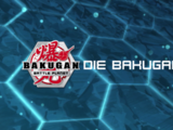 Die Bakugan-Liga