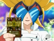 Masquerade with Special ability card