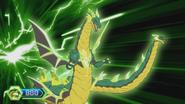 Bakugan Geogan Rising Ventus Viperagon