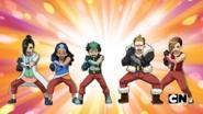 Bakugan Battle Planet- Episode 97-98 16-30 screenshot