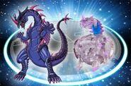 Hydranoid i zabawka