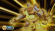 Bakugan Geogan Rising Aurelus Titan King