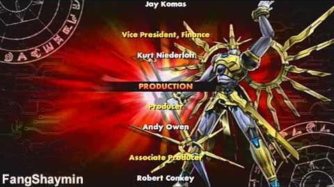 Bakugan Defenders Of The Core - Credits