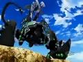 Dharak Colossus in bakugan form