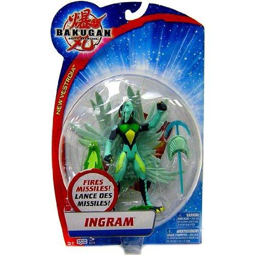 Bakugan Action Figures