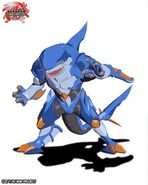 Sharktar in Geogan Rising