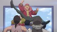 McQ lose the battle against Shun and Masato