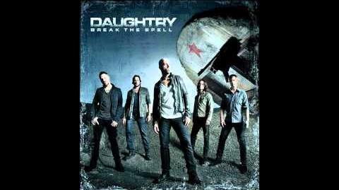 Daughtry - Renegade - Break The Spell (2011) HD