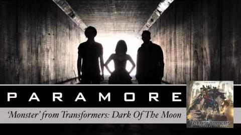 Paramore Monster (Audio)