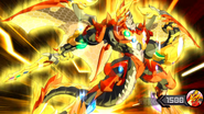 Dragonoid Infinity's Baku-Gear