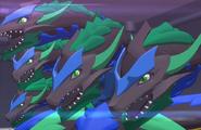 Hydranoid X Aquos' heads