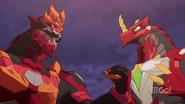 Drago meet Behemos again