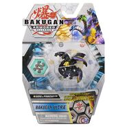 Sabrus X Aurelus Packaging