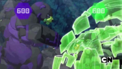 Turtonium block Grizzly's attack.png
