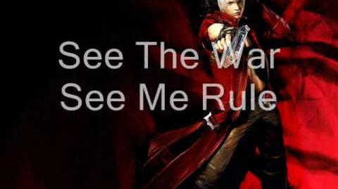 Devil May Cry 3 Taste the Blood with lyrics and download link