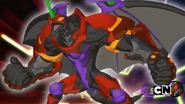 Dragonoid X Darkus