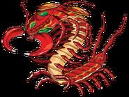 Centipoid pyrus