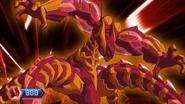 Bakugan Geogan Rising Pyrus Suturan