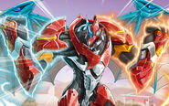 BAA Dragonoid x Tretorous Pyrus Haos Details