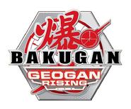 Geogan Rising Logo