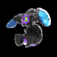 Cloptor X Darkus (Ball open)