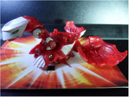 Crimson and Pearl 1
