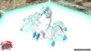 Arachnia's Geogan form