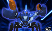 Vicerox's Bakugan Form