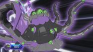 Bakugan Geogan Rising Darkus Sluggler