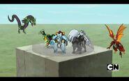 Drago and Phaedrus help Phaedrus' friends