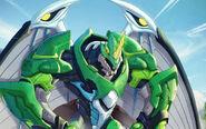 BAA Dragonoid x Tretorous Ventus Haos Details