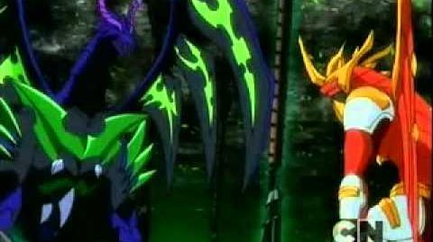 Bakugan najezdzcy z gundalli 31 odc-Prawdziwa ewolucja