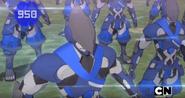 Fade Ninja's shadow clones