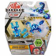 Aquos Ramparian with Baku-Gear BAA Packaging