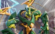 BAA Dragonoid x Tretorous Ventus Aurelus Details