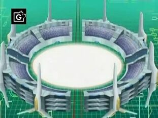 Bakugan Mechtanium Surge arena