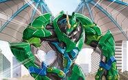 BAA Dragonoid x Tretorous Aquos Ventus Details