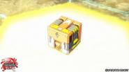 Titan King's cube form