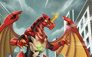 BAA Dragonoid Core Pyrus Details