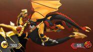 Drago vs. Auxillataur