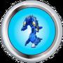 Golden Blue Contestir