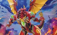 BGR Dragonoid Ultra Pyrus Details