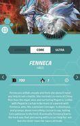 Fenneca's info