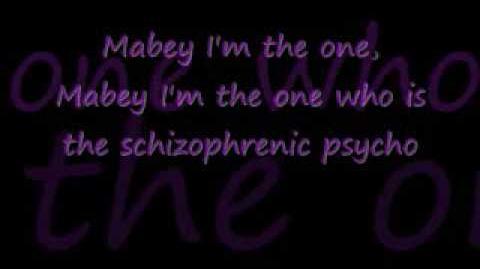 Psycho-Puddle Of Mudd-Lyrics