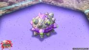 Sluggler's spiked ball form