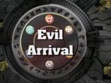 Ankunft des Bösen