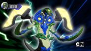 Fangzor X Aquos's Baku-Gear