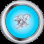 Silver Flare Dragaon