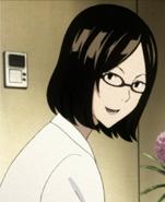Mama Takagiego (Anime)