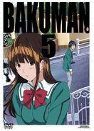 Bakuman DVD 5